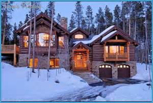 Best Winter Cabin Vacations by Best Winter Destinations In Usa Travel Map Vacations
