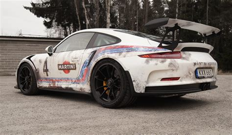 Porsche Design Jobs by Used And Abused Martini Livery Porsche Gt3rs Skepple Inc