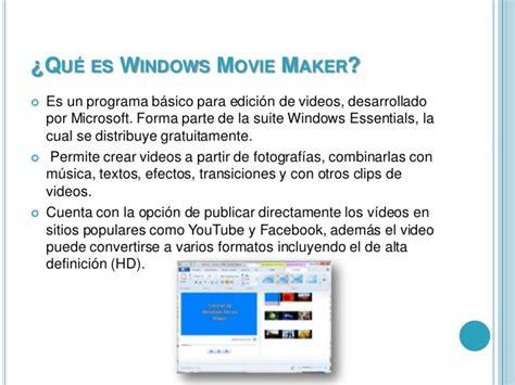 pattern maker que es windows movie maker