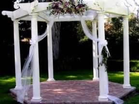 Galerry gazebo design for wedding