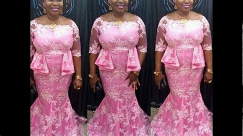 natives irobuba styles for cord lace latest aso ebi styles with cord lace 2017 youtube