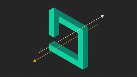 Theta Isometric Logo Reveal After Effects Template Bond After Effects Template