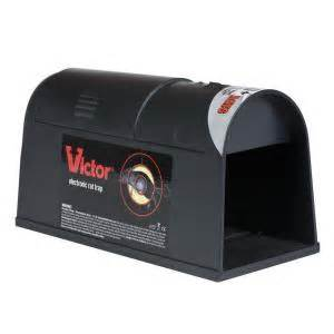 rat traps home depot victor electronic rat trap m240 the home depot