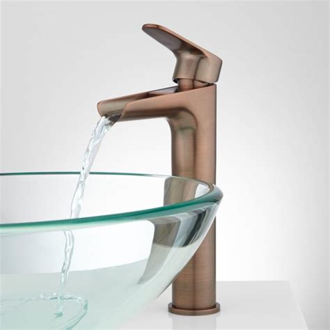 Bronze Waterfall Faucet by Bronze Waterfall Bathroom Faucet Picture Rustic Faucets