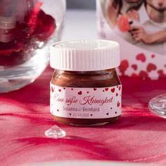 Nutella Aufkleber Hochzeit by Pin By Meine Hochzeitsdeko De On Gastgeschenke Hochzeit