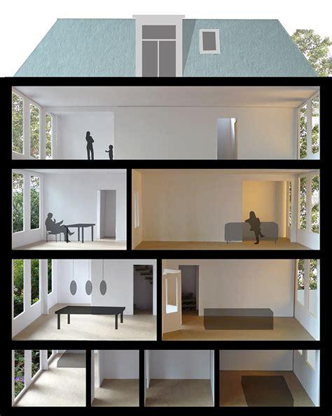 Split Level Home totale renovatie herenhuis in vondelbuurt amsterdam