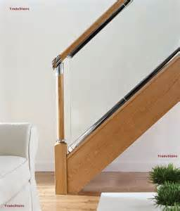 axxys clarity glass look balustrade ideas staircase ideas