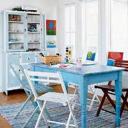 Coastal Kitchen Table And Chairs Distressed Painted Furniture Ideas For A Coastal Look Completely Coastal