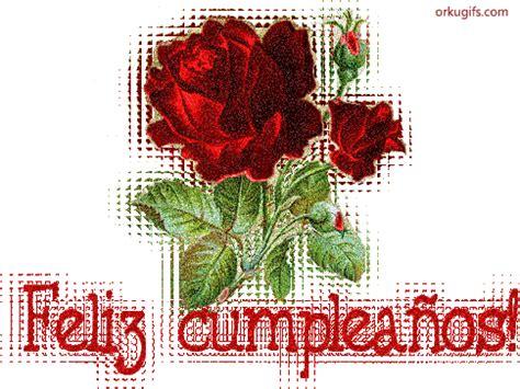 imagenes de feliz cumpleaños hermana gif rosas para cumpleanos im 225 genes y comentarios para facebook