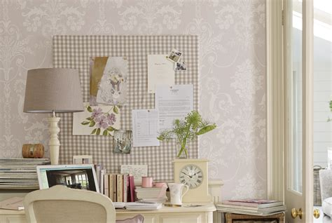 laura ashley wallpaper josette dark linen behind the scenes in the cad room