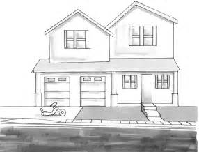 simple house drawing house drawings sketch www imgkid com the image kid has it