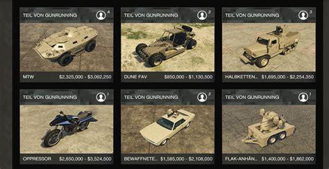 Gta 5 Online Fliegendes Motorrad by Gta 5 Online Gunrunning Dlc Alle Bunker Und Fahrzeuge