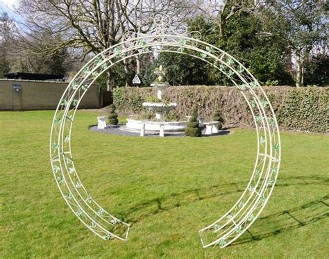 Wedding Arch Circular by The Wedding Flowers Price Guide Florist