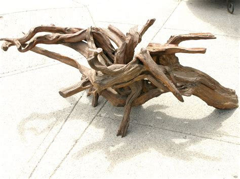 driftwood coffee table base driftwood coffee table base at 1stdibs