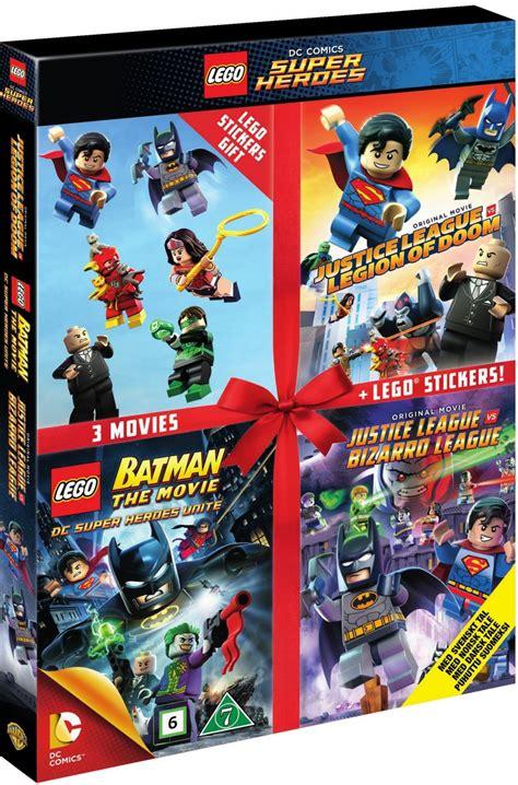 lego movie justice league vs legion of doom lego batman the movie justice league vs legion of