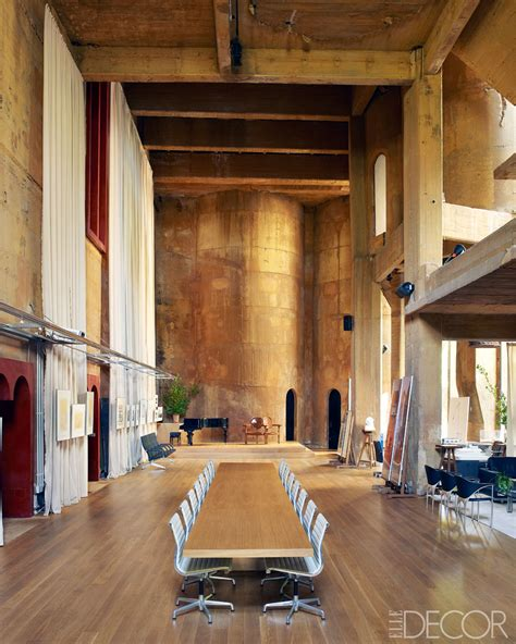 ricardo bofill ricardo bofill s cement factory turned dream home elle decor cement and architects