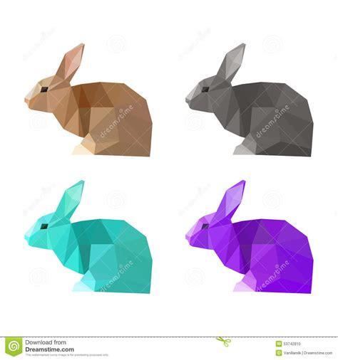 imagenes de caratulas de sistema geometrico sistema geom 233 trico del conejo del tri 225 ngulo poligonal