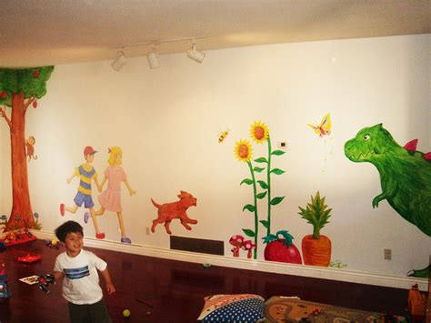 daycare wall murals stylish home design ideas daycare center decorations