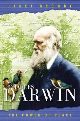 charles darwin mythmaker books charles darwin the power of place by janet browne