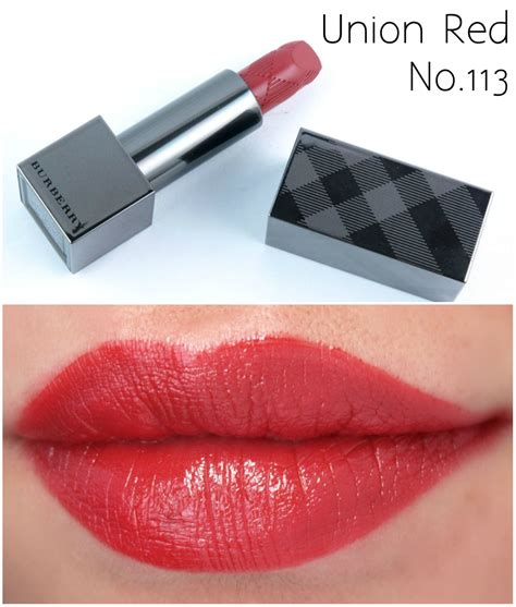 Lipstik Burberry Burberry Kisses Hydrating Lip Color Lipstick In Quot No 113