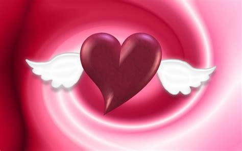 imagenes de corazones goticos con alas imagenes de corazones con brillos y animados de amor para