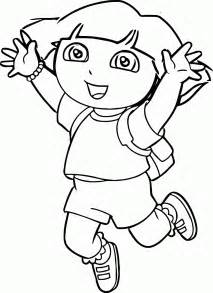 jump coloring page az coloring pages