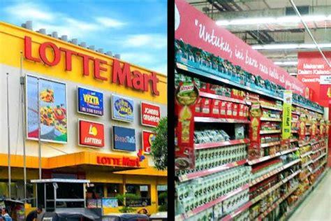 Teh Kotak Di Lotte Mart lotte mart segera tambah 4 mal di indonesia pinkkorset pinkkorset