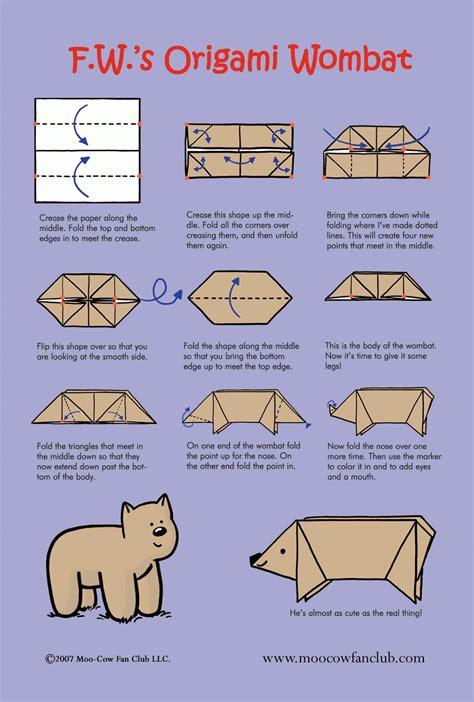 How To Do An Origami - en origamibienvenidos al mundo origami kirigami