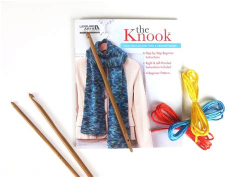 knitting knook everyday at leisure take a look at the knook