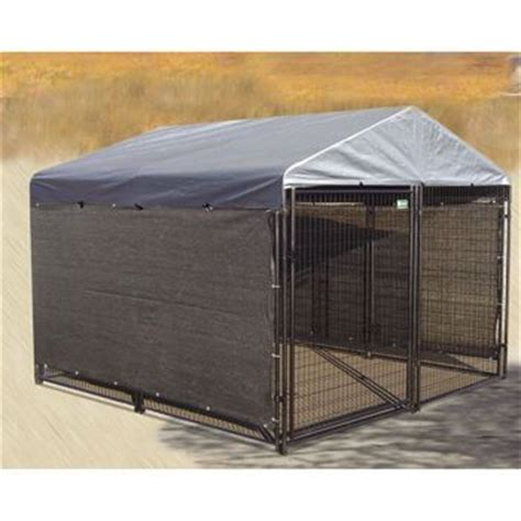 costco kennel costco akc 10 x 10 x 6 black powder coated kennel with cover kennel