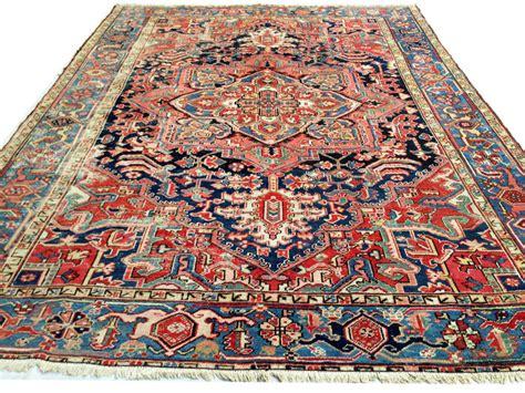 heriz tappeti incroyable tapis persan ancien heriz serapi 300x390 cm