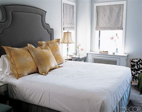Yellow And Gray Bedroom Contemporary Bedroom Nate Nate Berkus Bedroom Designs