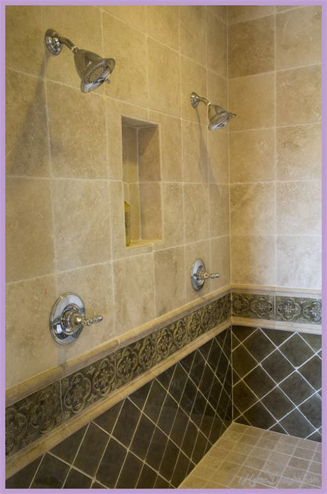 Popular Bathroom Tile Shower Designs 10 Best Bathroom Shower Tile Ideas 1homedesigns