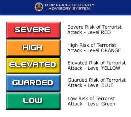 terror alert colors kentucky state counter terrorism
