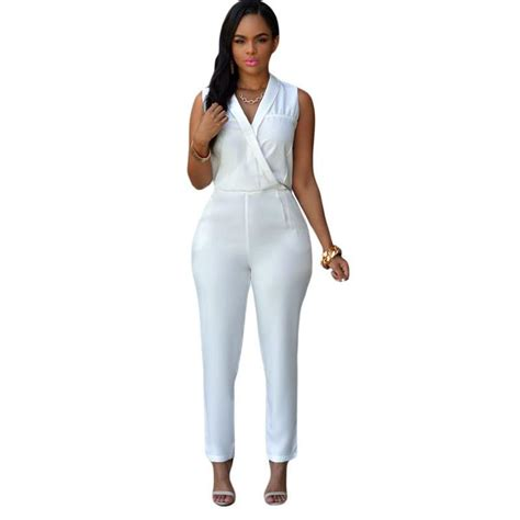 Jumpsuit Luxe Blue Scuba white fitted jumpsuit trendy clothes