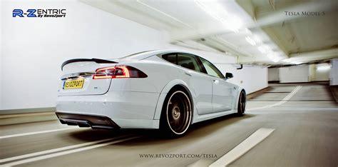 Tesla Model S Safety Revozport R Zentric Tesla Model S Formula E Safety Car