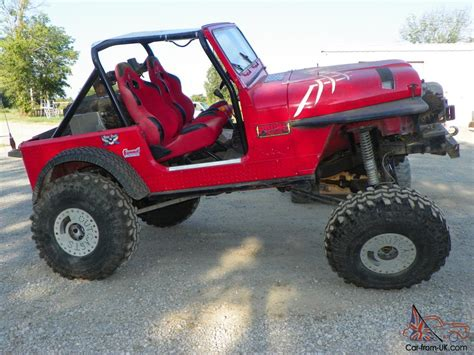 jeep rock buggy 1985 cj 7 jeep rock crawler