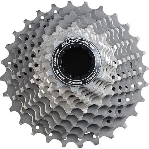 dura ace 9000 cassette ratios bike24 shimano dura ace cs 9000 cassette 11 speed