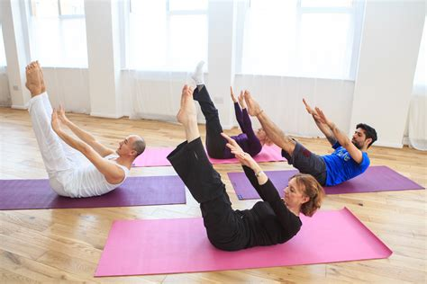 Pilates Mat Class by Pilates Movement Ltd Pilates And Experts In The