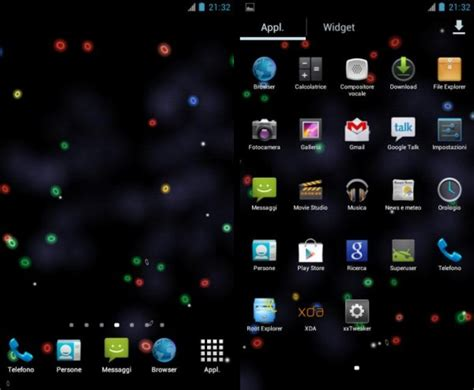 touchwiz ui apk touchwiz vs gingerbread launcher