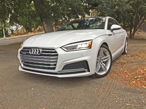 audi two door coupe 2018 audi a5 coupe 2 doors are sweeter than 4 review