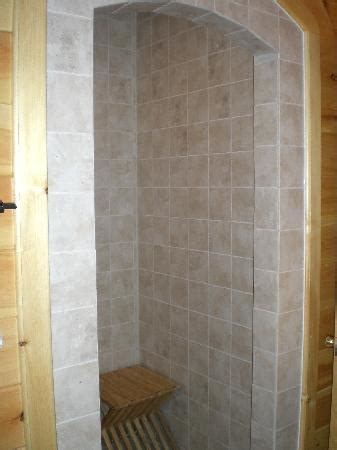 Oversized Walk In Showers Absolutely Awesome A View To Remember Sherwood Forest