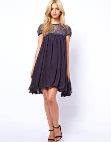 swing dress dressed up