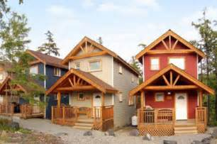 vancouver island cabins for rent