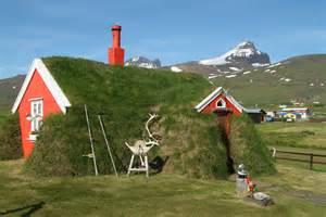Winter Decorating - borgarfjordur eystri an icelandic village portrait