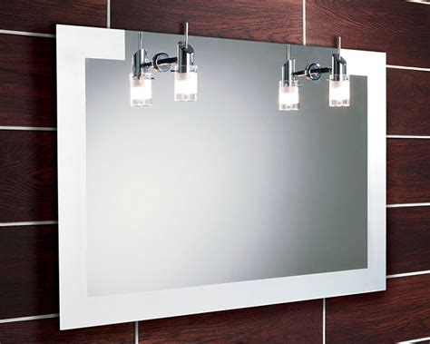 Bathroom Mirror With Halogen Lights 17 Best Images About Hib Mirrors On Mirror