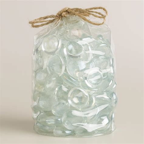Vase Fillers by Clear Iridescent Vase Fillers World Market