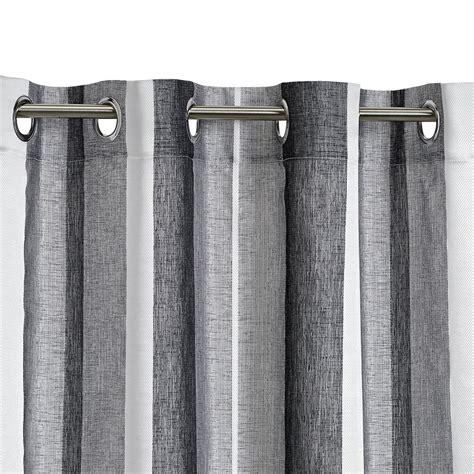 kant en klare gordijnen wit gordijn harstena 1x140x245 wit grijs jysk