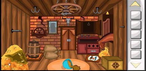 cowboy house escape game cowboy house game level 2 walkthrough youtube