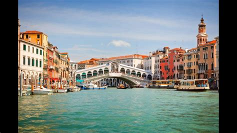 top tourist attractions  venice youtube